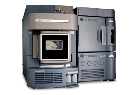 The Waters® ACQUITY UPLC® I-Class IVD/Xevo® TQ-S micro IVD System is now available for use in clinic ...