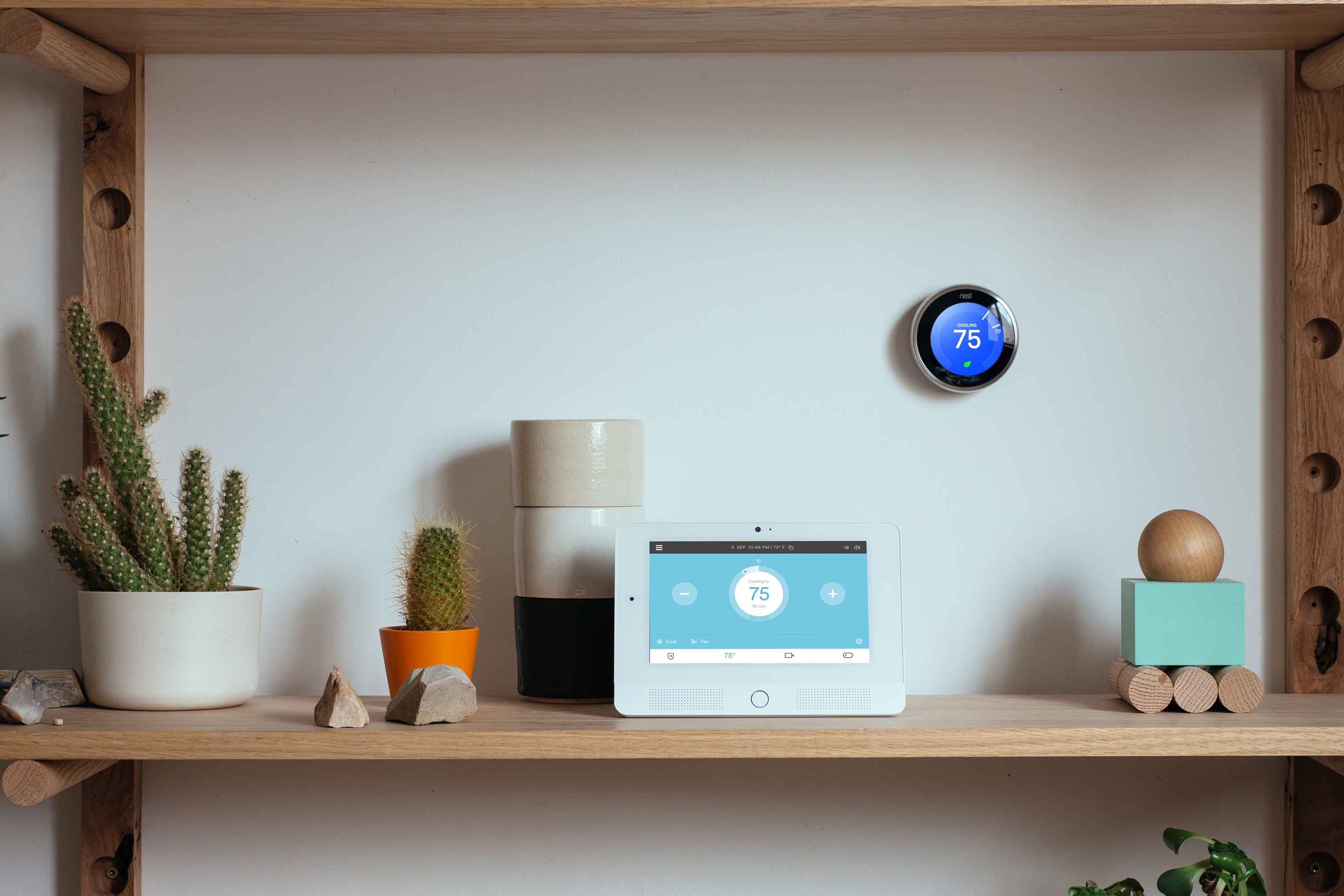 Vivint Smart Home Announces Integration with Nest Learning Thermostat |  Business Wire