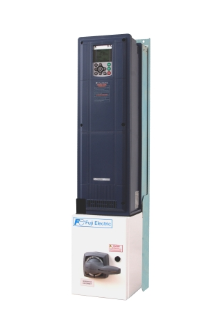 Fuji Electric FRENIC-HVAC Combination Variable Frequency Drives (VFD) are now being produced in the  ...