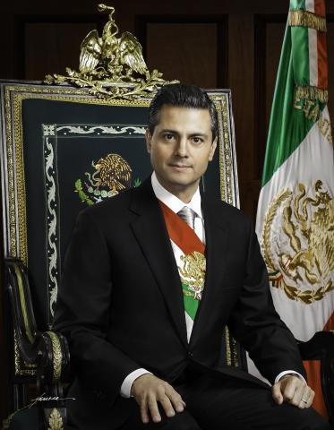 The President of Mexico, Enrique Peña Nieto will open the 35th IHS CERAWeek, February 22-26 at the H ...
