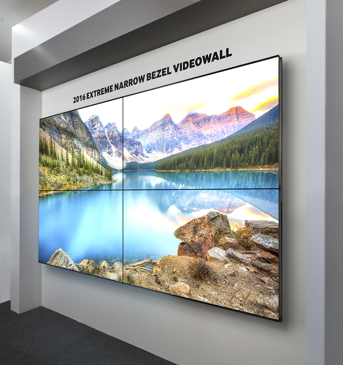 Samsung Commercial Displays >> The Future Of Display Samsung To Unveil New Smart Signage
