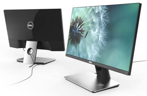 Packed with the latest technology, the Dell 23 Wireless Monitor enhances the no-wires experience (Photo: Business Wire)