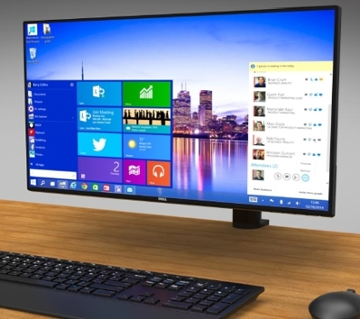 Experience unparalleled screen performance, color precision and extensive connectivity (Photo: Business Wire)