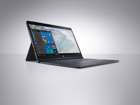 With stunning design and performance, the  Latitude 12 7000 is built for the mobile elite professional (Photo: Business Wire)