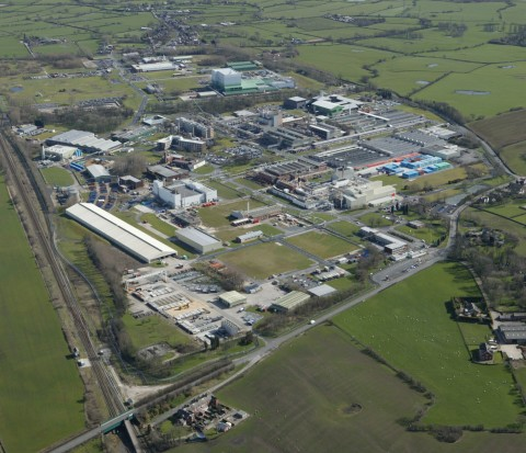 Westinghouse Springfields fuel facility located in the U.K., and employing more than 1,000, is found ...