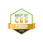 Letv's Le Max Pro Smartphone Receives a Best of CES Award (Graphic: Business Wire)