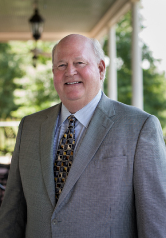 Tindall's new VP and General Manager of the Mississippi Division, Mac Freeman (Photo: Business Wire)