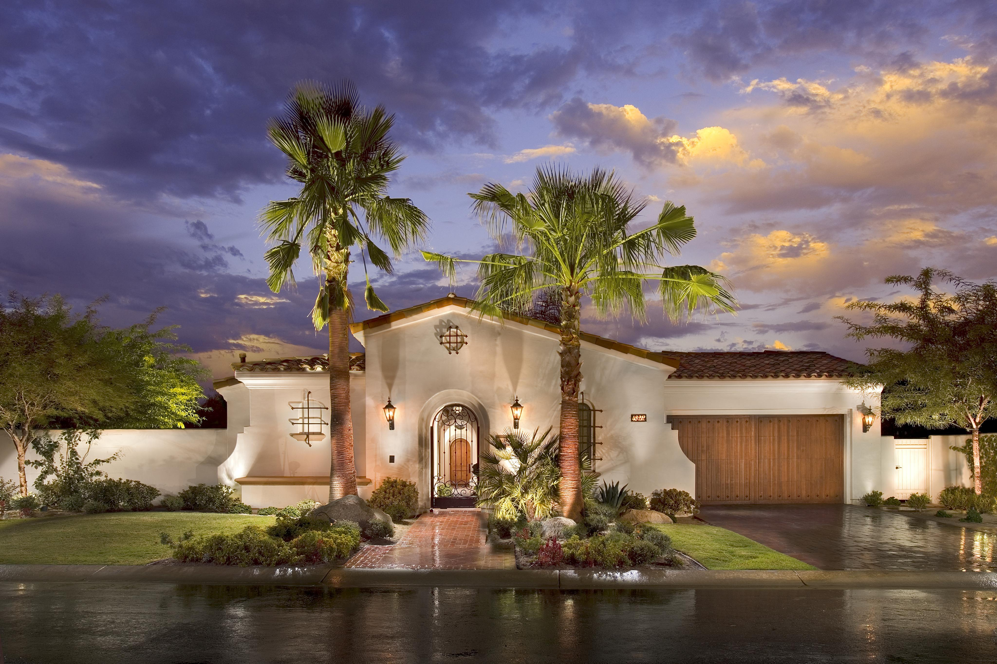 Toscana country club homes indian wells ca homemade ftempo Toscana house