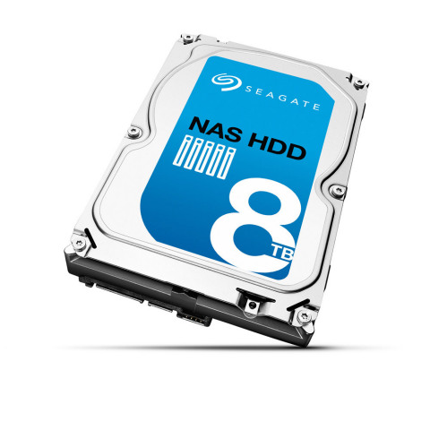 Seagate NAS HDD 8TB (Photo: Business Wire)