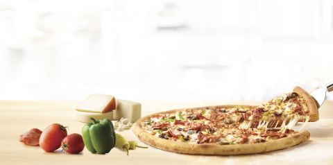 Papa John's quality ingredients, now without artificial flavors and synthetic colors. (Photo: Business Wire)
