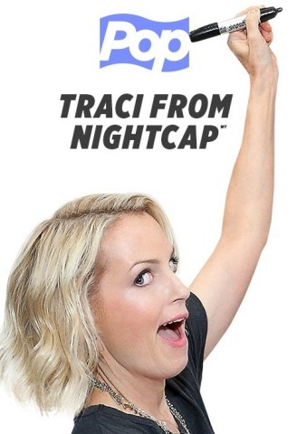 Ali Wentworth stars in TRACI FROM NIGHTCAP on Pop, a 10-episode original scripted comedy series produced by Lionsgate Television (Photo: Business Wire)