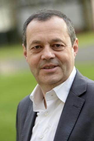 Franck Rohard, Directeur Juridique Groupe et Secrétaire du Conseil de Surveillance du Groupe Europca ...