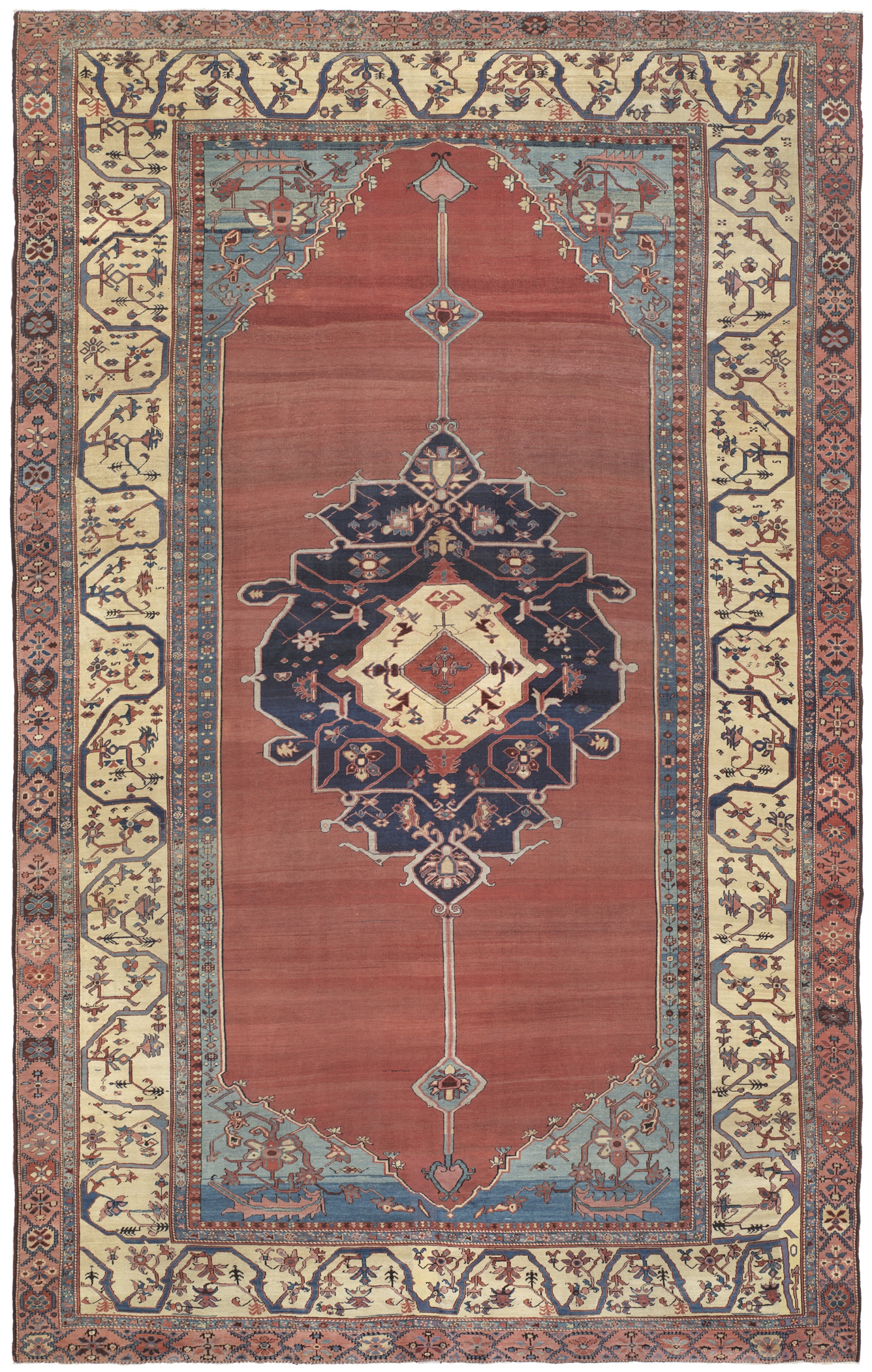 Perfect Claremont Rug Company Names Best of the Best Antique Rugs Sold in  KP44