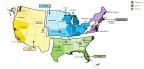 The Central geographic area covers Illinois, Indiana, Iowa, Kansas, Kentucky, Michigan, Minnesota, Missouri, Nebraska, North Dakota, Ohio, South Dakota, western Pennsylvania, West Virginia and Wisconsin. (Photo: Business Wire)