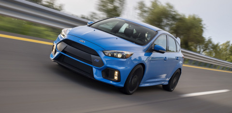 With U.S. sales of Ford's performance cars outpacing the overall industry, production kickoff for th ...