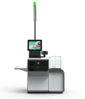 NCR FastLane SelfServ self checkout release 6 (Photo: Business Wire)
