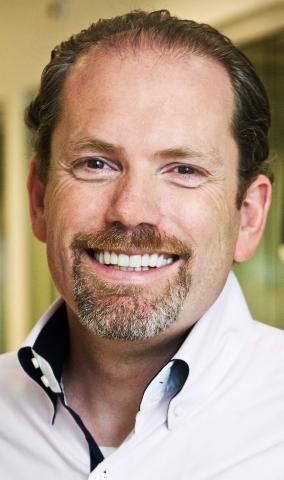 Renier Lemmens, nouveau Directeur Général de VIADEO (Photo: Business Wire)
