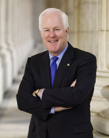 U.S. Senator John Cornyn (TX) will deliver remarks during the IHS CERAWeek 2016 energy conference, February 22-26 in Houston. (Photo: Business Wire)
