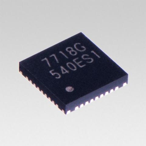 東芝:最大で15Wの送電が可能なワイヤレス給電送電用IC「TC7718FTG」(写真:ビジネスワイヤ)