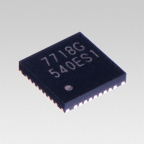 "Toshiba: a wireless power transmitter IC ""TC7718FTG"" with a 15W transmission capability. (Photo: Business Wire)"