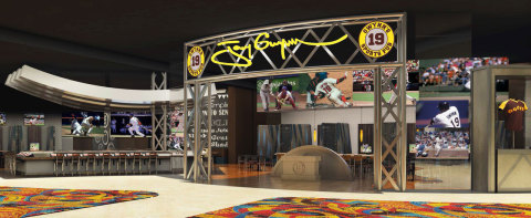 Rendering of Tony Gwynn's Sports Pub (Graphic: Business Wire)