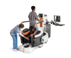 Carestream is developing compact CBCT systems that can be lower in cost and use less radiation than today's full body CT systems. This new digital technology can capture weight-bearing images of knees, legs and feet, which provide important diagnostic information to orthopaedic and sports medicine physicians and are not available from traditional CT systems.