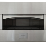 GE's Monogram Pizza Oven brings restaurant-quality cooking capabilities to the home kitchen, enabling home chefs, entertainers, families and pizza enthusiasts to recreate their favorite recipes quickly and with ease. (Photo: GE)