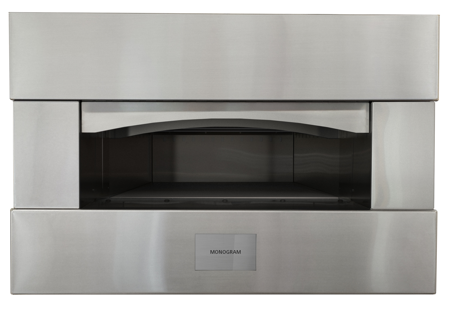 Captivating GE Monogram® Pizza Oven Brings Old World Flavor To The Luxury Modern Kitchen  | Business Wire