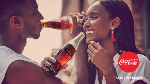 Image from Coca-Cola Taste the Feeling Campaign (Photo: Business Wire)