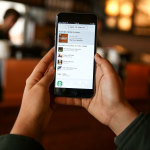 Starbucks launched a new digital music experience with leading streaming music service Spotify. (Photo: Business Wire)
