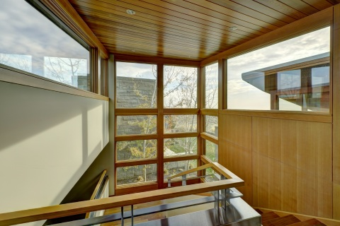 JELD-WEN® EpicVue™ wood windows are available in eight different wood species with five different st ...