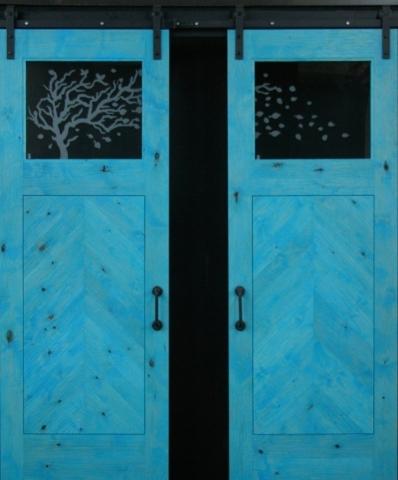 2016 Product News Rustic Style Meets Modern Functionality With Jeld Wen Iwp Custom Wood Barn