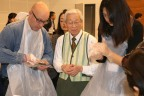 """""""Onigiri-Cooking"""" presented by Rice Stable Supply Support Organization (Photo: Business Wire)"""