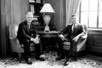Robert C. O'Brien (left) and Stephen G. Larson (right)(Photo: Business Wire)