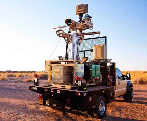 Telephonics' MSC will enable CBP agents to effectively monitor U.S. borders with agility. (©2016 Tel ...
