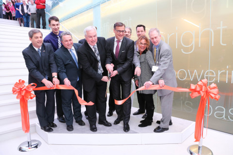 OSRAM Americas Unveils New Headquarters (Photo: Business Wire)