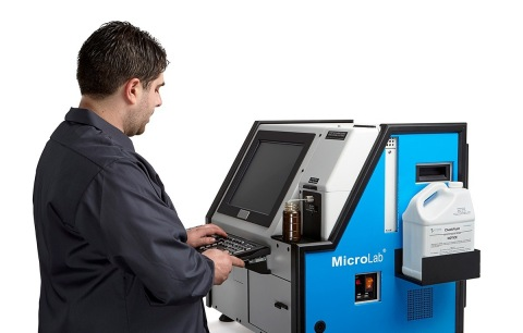 Spectro Scientific today announced the launch of the new MicroLab® Series all-in-one, automated lubricant analysis systems. The MicroLab platform is used in virtually every industry that operates equipment powered by engines including automotive and trucking, energy, mining and heavy equipment, agricultural and the government sector at all levels from the military to local municipalities. (Photo: Business Wire)