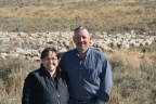 Idaho sheep ranchers John and Julie Noh are members of the new Superior Farms Producer Leader Program. (Photo: Business Wire)