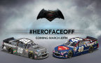 """WARNER BROS. CONSUMER PRODUCTS AND HENDRICK MOTORSPORTS UNVEIL """"BATMAN V SUPERMAN: DAWN OF JUSTICE"""" PARTNERSHIP (Photo: Business Wire)"""