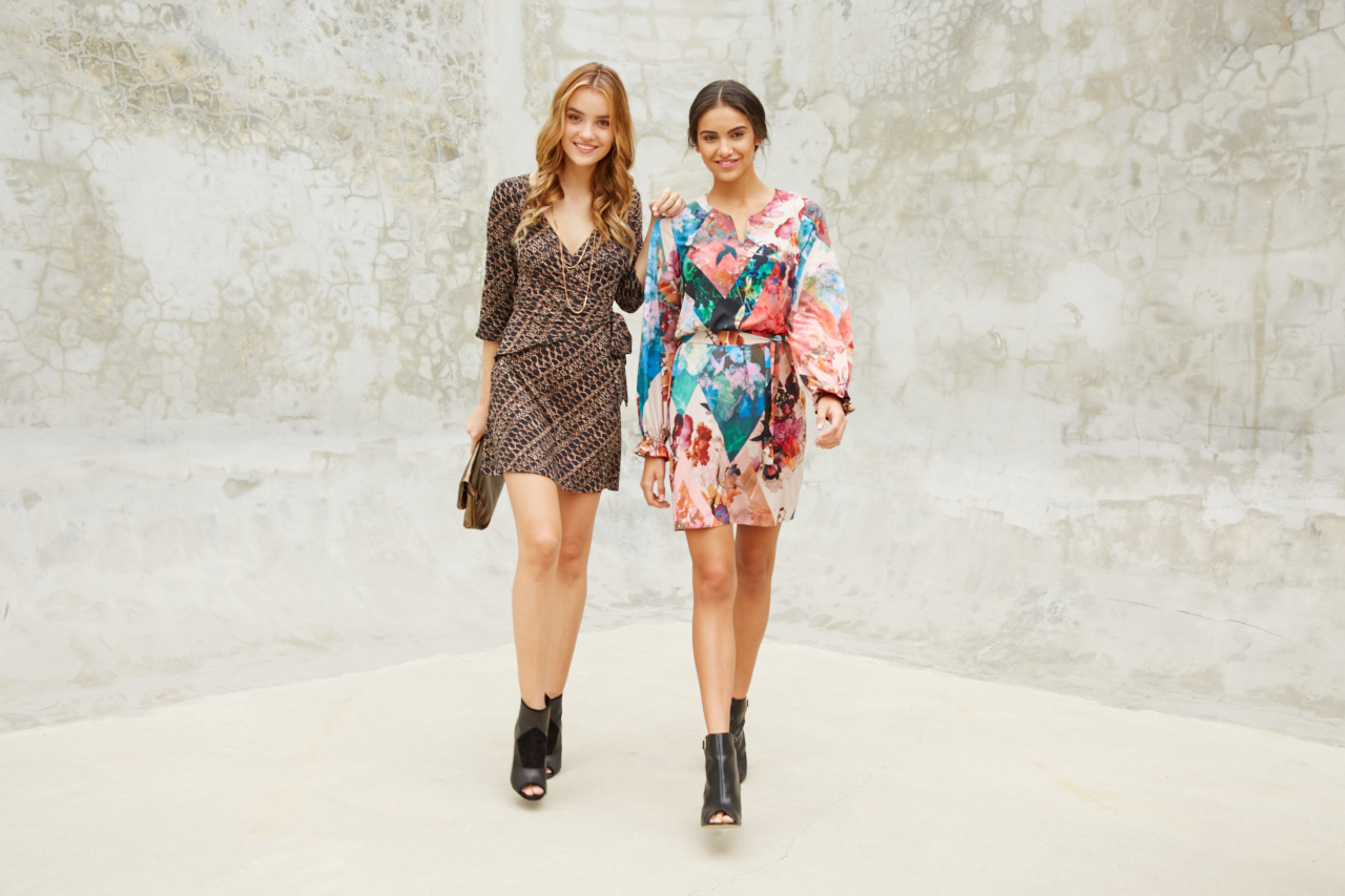 nicole miller debuts apparel fabric line exclusively at jo ann
