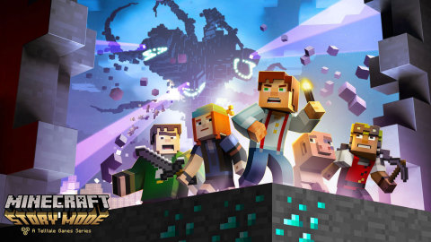 In Minecraft: Story Mode ?? Episode 1: The Order of the Stone, you'll embark on a perilous adventure  ...