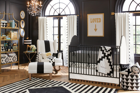 Pottery Barn Kids Debuts First Nursery