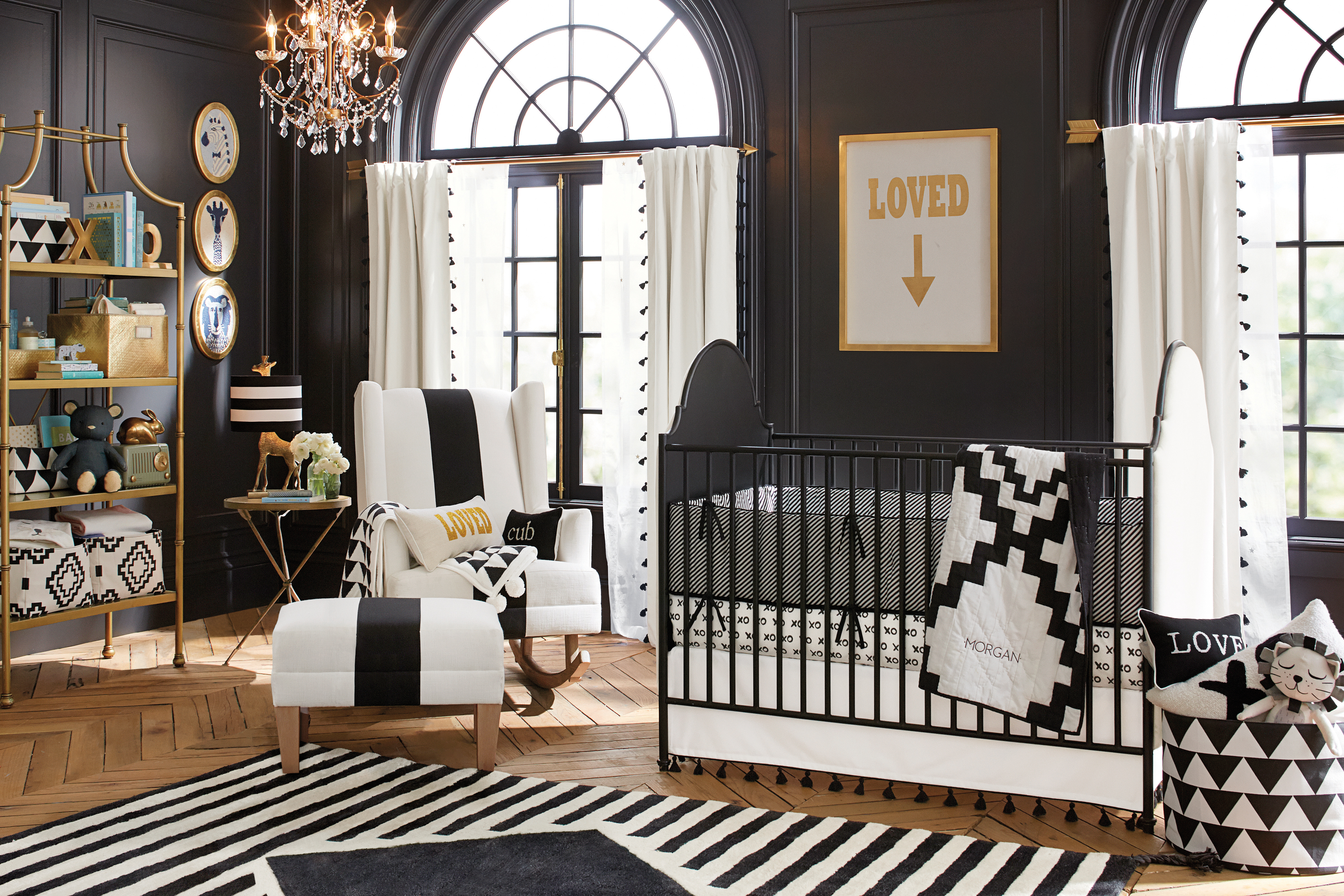 Living Room Pottery Barn Designs pottery barn kids debuts first nursery collection with design duo emily current and meritt elliott business wire