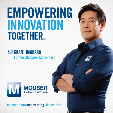 Global distributor Mouser Electronics will continue its popular Empowering Innovation Together(TM) P ...