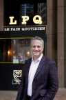 Doug Satzman, Le Pain Quotidien U.S. CEO (Photo: Dirk Vandenberk)
