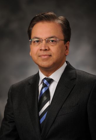 Ram Vadlamannati, currently PPG vice president, architectural coatings, Europe, Middle East and Africa (EMEA), will become senior vice president, protective and marine coatings and corporate development, effective March 1, and he will continue to oversee the corporate information technology (IT) function in addition to assuming oversight of PPG's strategic planning and corporate development function. (Photo: Business Wire)