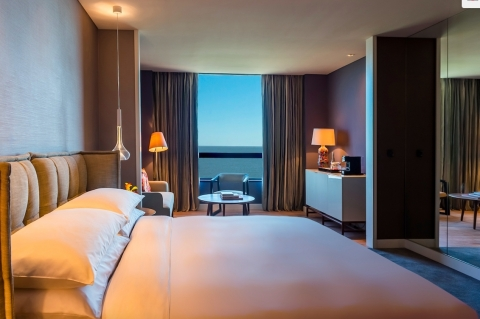 In mid-2016, the Hyatt Centric brand is expected to expand globally with the opening of its first international hotel, Hyatt Centric Montevideo, Uruguay. (Photo: Business Wire)
