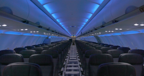 JetBlue New Interior (Photo: Business Wire)
