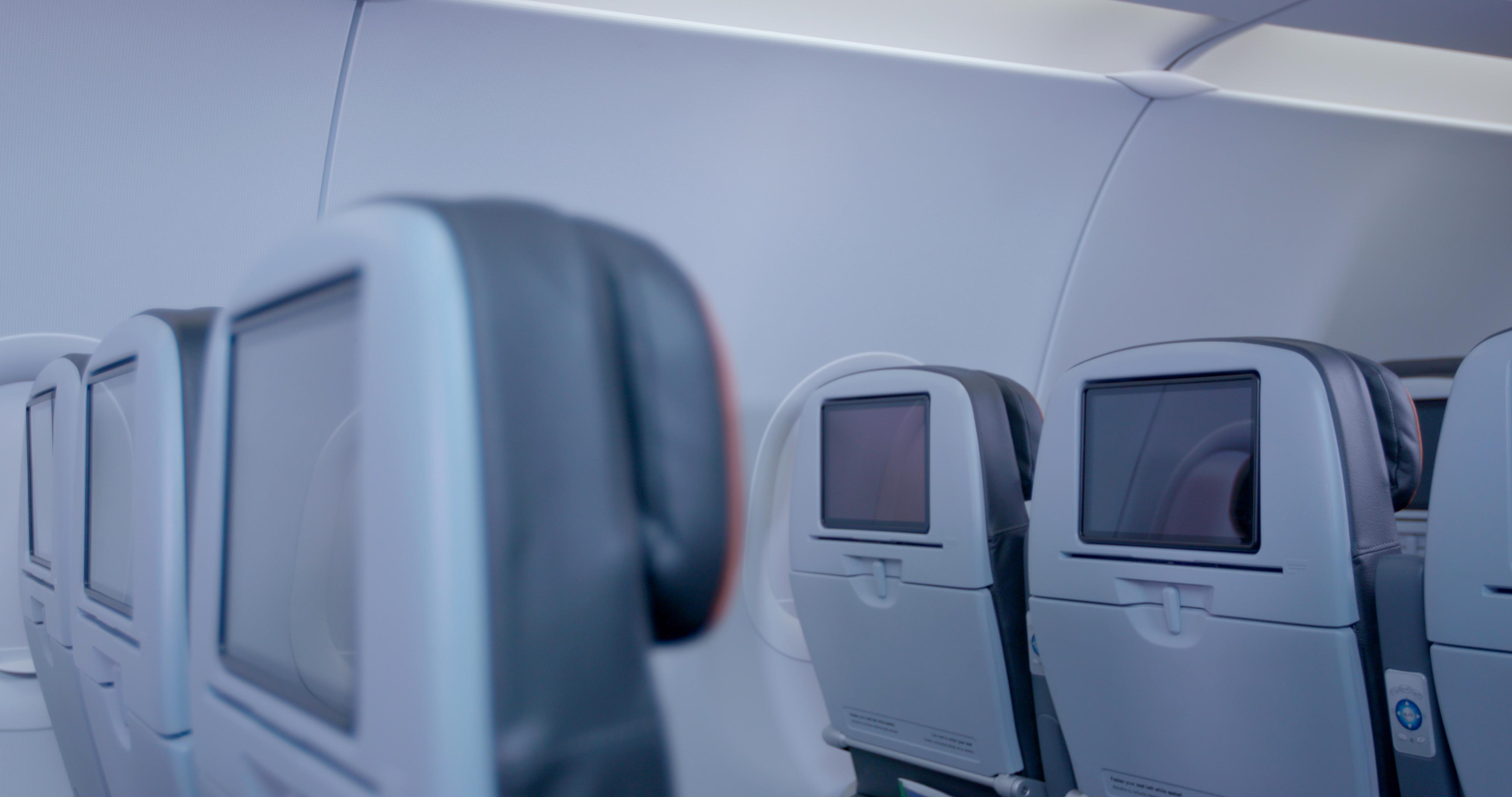 JetBlue New Interior (Photo: Business Wire)