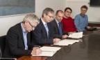 Össur e Ottobock, leader nel settore protesico a livello globale, istituiscono congiuntamente un fondo fiduciario per la ricerca presso l'Università d'Islanda